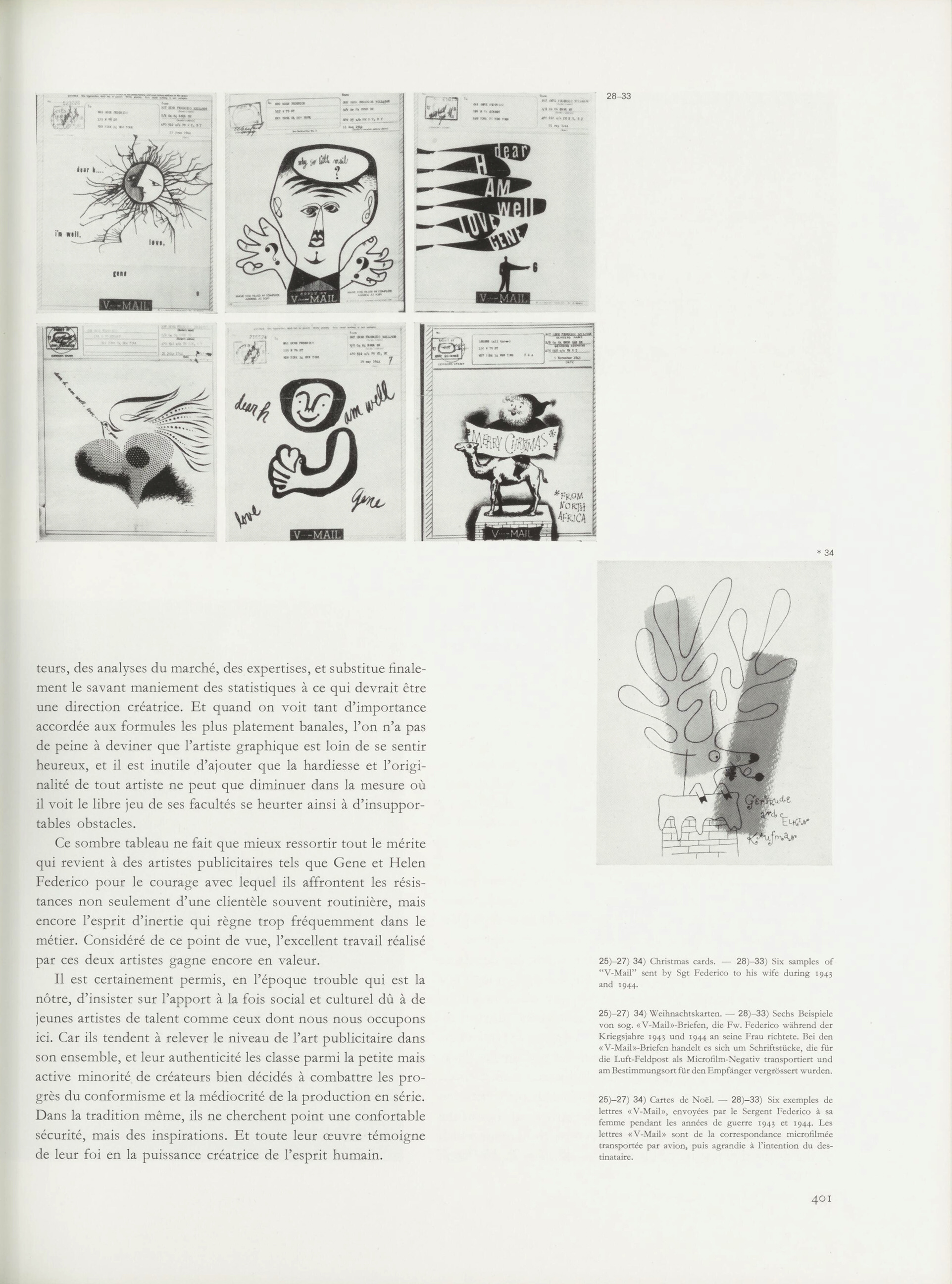 Abc Weihnachtskarten.Gene Helen Federico Paul Rand Modernist Master 1914 1996