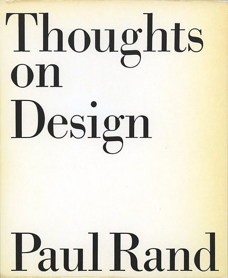 Thoughts on Design