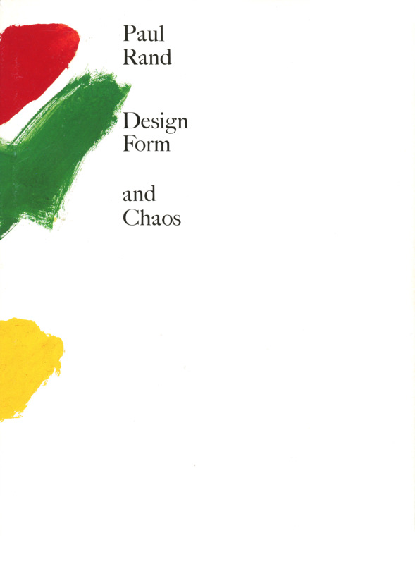 Design Form and Chaos